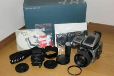 [Near Mint] Hasselblad H3D II-50 body + HVD 90x + HC 80mm F2.8 with Original Box
