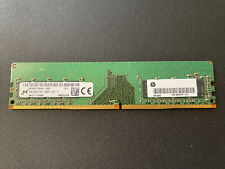 Micron 8GB 1RX8 PC4-2666V DDR4 2666 Mhz CL19 1.2V UDIMM Desktop Memory RAM