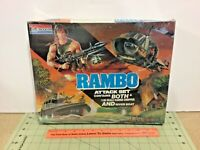 "RARE Monogram ""Rambo"" Attack Set kit! Sealed! FREE shipping"