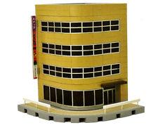 Tomytec (Building 134) Corner Commercial Building B 1/150 N scale