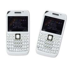 White Original Nokia E63 Wifi 3G Camera Mobile Bar Phone 2MP MP3 Keypad Unlocked