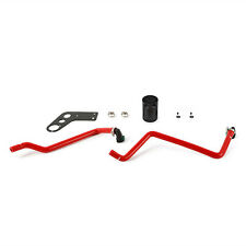 2015 2016 2017 Mustang GT 5.0 Mishimoto Oil Separator Red IN STOCK NEW Must Have