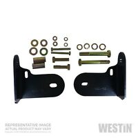 Westin 30-1055 Safari Bar Mount Kit