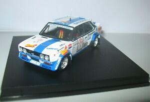 Fiat 131 Abarth - Winner Rally of the 1000 Lakes 1980 - Markku Alen - Troféu