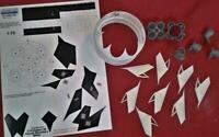 Accur8 1/70  Saturn IB 3D Thrust Structure Kit, Fins, Skins and H-1 Engines