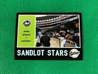 2002 Upper Deck Vintage Sandlot Stars #SS11 Mike Piazza  New York Mets
