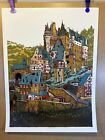 Untitled Eltzish (Dave Matthews band) Landland Art Print
