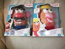 Mr & Mrs Potato Head .Playskool Friends/Hasbro