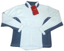 Helly Hansen Zsa Zsa Fleece Jacket Small 2 4 Grey Oyster Womens Full Zip Vintage