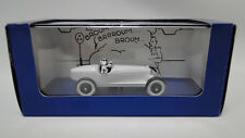 Tintin 1:43 Herge l'amilcar race car CLS F1 In the Land of the Soviets # 70 NRFB