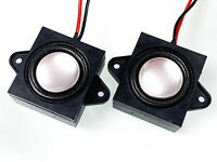 Pair Megabass Speakers To Upgrade The Hornby HST, Class 43, TTS, Ideal For R7140