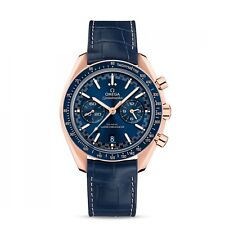 Omega Speedmaster Racing Chronograph 18k Rose Gold Watch 329.53.44.51.03.001