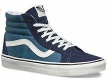 Vans Unisex SK8-Hi Reissue Sneaker Parisian Night/Blue Mirage Size 12 M US Men
