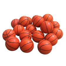 Yatim 15 Pcs Toys Bouncy Basketball Relax 1.18 Inch Balls Small Gifts for
