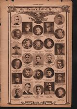 World War I Roll of Honor 1918 Deaths of Heros WWI #47