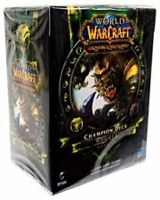 New Sealed World of Warcraft Hogger Champion Deck Monster Gnoll WoW TCG CCG