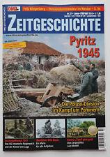 DMZ Zeitgeschichte Nr.37  Pyritz,  Jan.-Februar 2019  ungelesen,Top Zustand