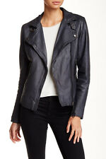 NEW! Muubaa Genuine Leather Biker Jacket (US/6) $499+