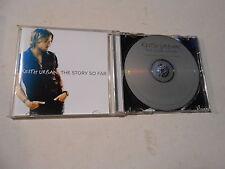 KEITH URBAN-THE STORY SO FAR-19 TRACK CD-AUSTRALIA-2012