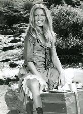 SEXY BRIGITTE BARDOT LES PETROLEUSES 1971 VINTAGE PHOTO ORIGINAL #3