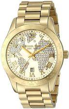 Michael Kors MK5959 vergoldet Damenuhr Armbanduhr