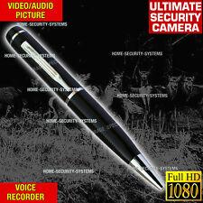 Pen Camera Full HD 1080P USB Flash Drive Mini DVR Voice Recorder No spy hidden
