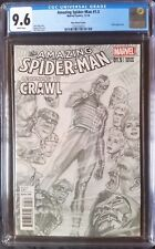Amazing Spider-Man (2014 3rd Series) #1.5 Ross Sketch Variant CGC 9.6 1:200