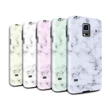 Housses et coques anti-chocs blancs brillants Samsung Galaxy S5 pour téléphone mobile et assistant personnel (PDA)