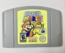 Paper Mario for Nintendo N64 PAL EUR VERSION
