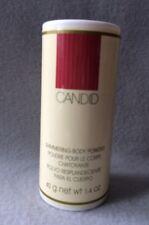 Avon Candid Perfumed shimmering body powder Talc 1.4 oz