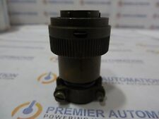 MS3116F14-15P Conn Miniature Cylindrical Cable Mount Terminal