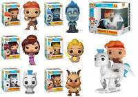 Funko POP! Disney ~ HERCULES VINYL FIGURE SET ~ Herc, Phil, Meg, Hades, Pegasus+