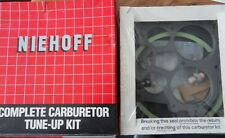 Sealed Niehoff CK-369D Carburetor Repair Kit Rochester 4MC-4MY Free US Shipping