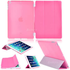Pink Synthetic Leather Tablet & eReader Cases, Covers & Keyboard Folios for Apple