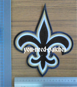"""New Orleans Saints NFL Football SUPERBOWL10 """" Jersey Patch Sew On Patches"""