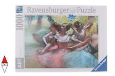 PUZZLE ARTE RAVENSBURGER DEGAS FOUR BALLERINAS ON THE STAGE 1000 PZ