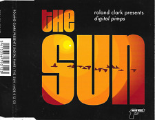 ROLAND CLARK vs DIGITAL PIMPS - The sun CDM 4TR House 2000 Belgium RARE!