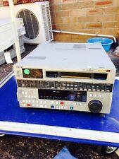 SONY DNW-A100P SX Digital,AMPEX CVR-75 or SONY BVW-70P BETACAM SP VC RECORDER