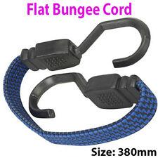 380mm Corda Elastica Piatta/Banda-Elastico Bagagli Cinghie Corda – auto/moto Tie Stretch