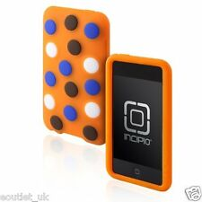 Incipio iPod touch 2G dotties Silicone Case - Orange