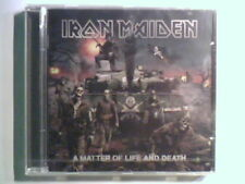 IRON MAIDEN A matter of life and death cd SIGILLATO