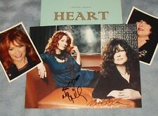 HEART Autographed Photo & Photos -VERY HOT