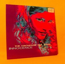 Cardsleeve Single CD THE MACKENZIE FT JESSY Innocence 2TR 1998 eurodance
