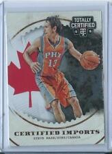Panini Steve Nash Modern (1970-Now) Basketball Trading Cards