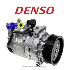 NEW Porsche Cayenne Air Condition Compressor with Clutch Denso OEM 4711516