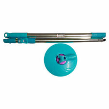 Magic Mop 360 degree rotating Rod set steel rod set with dish ,without Refile