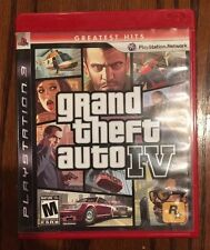 Grand Theft Auto IV (Sony PlayStation 3, 2008) Complete