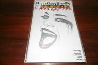 ORIGINAL HARLEY QUINN SKETCH SIGNED WITH COA SUICIDE SQUAD #1