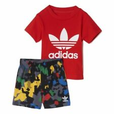 adidas Summer Outfits & Sets (0-24 Months) for Boys