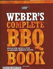 Weber's Complete BBQ Book (Hardback) by Unknown